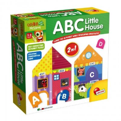 ABC Little House