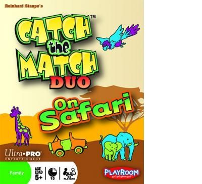 Catch The Match Duo On Safari