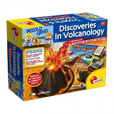 Discoveries In Volcanology