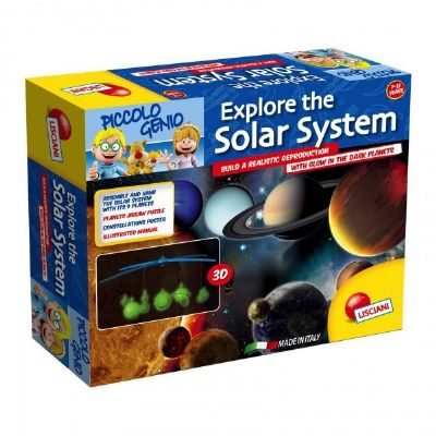 Explore The Solar Sytem