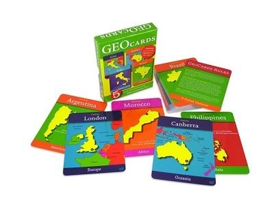 GeoCards The World