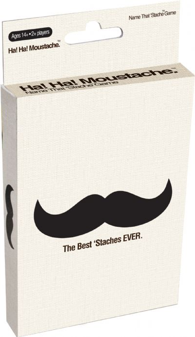 Ha Ha Moustache Best Of