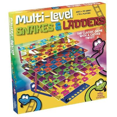 Multi Level Snakes and Ladders