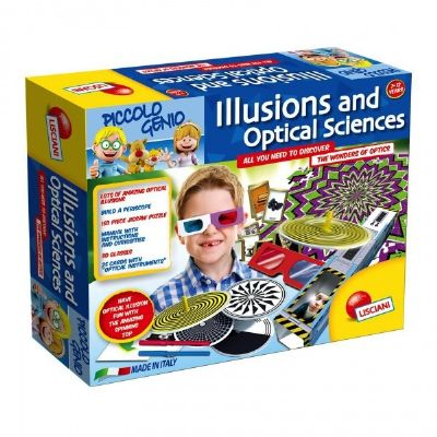 illusions and Optical Science